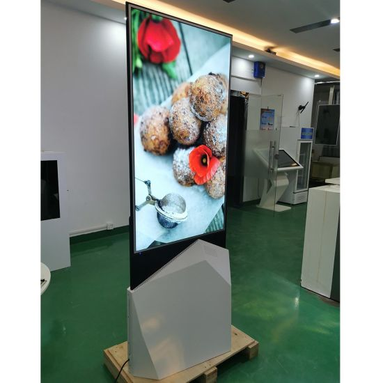 43 55inch Ultra Slim Double Sided LCD Digital Signage LCD Advertising Player LCD Display