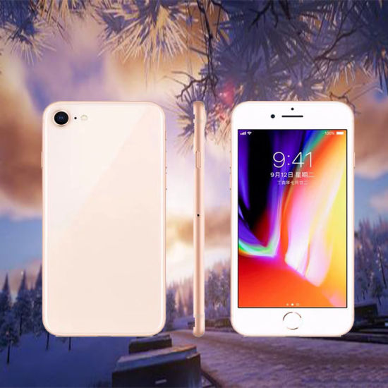 Hot Sale Samsung iPhone 8 Smart Cell Mobile Phone