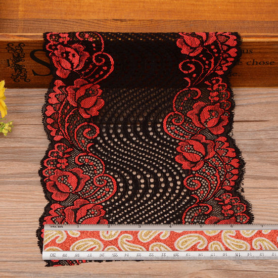 High Quality Elastic Lace for Bra Accessories