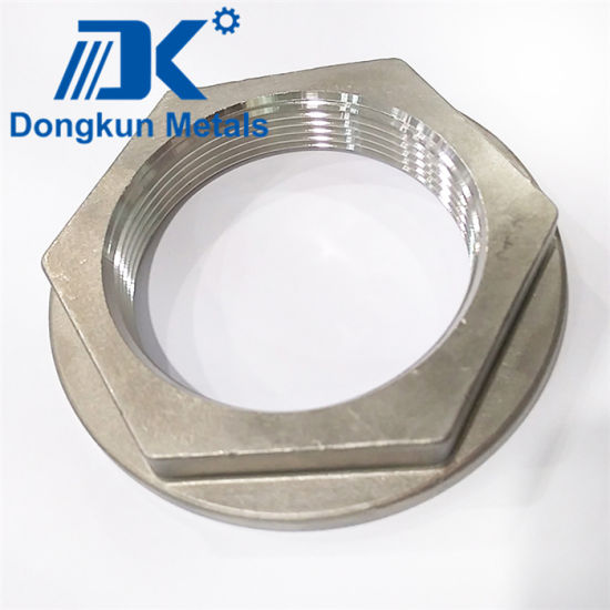 China Manufacturer Stainless Steel SS316 Lost Wax Casting