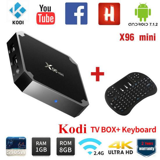✨ Android tv box x96 mini 2gb | x96 android box setup Android 7 1