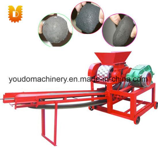 Professional Coal Briquette Press Machine for Coal Cinder Carbon