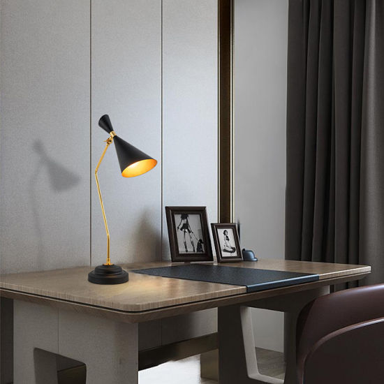 Awesome Modern Metal Desk Table Lamp Reading Lights Study Work Office Bedside Nightstand Lamp Download Free Architecture Designs Scobabritishbridgeorg