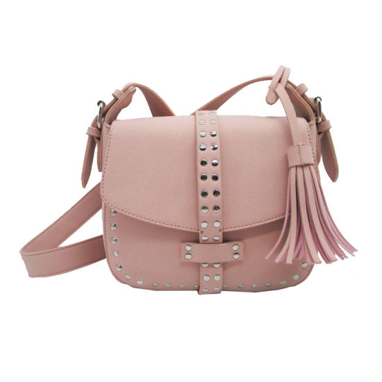 fc5aad0c0d 2018 New Arrival Lady Handbag Candy Color Crossbody Bag Tassel Woman Bag  Fashion Hot Sale Desiger Bag