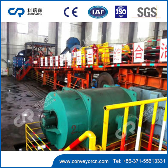 High Quality Bend Pulley (tail pulley) for Belt Conveyor in China pictures & photos