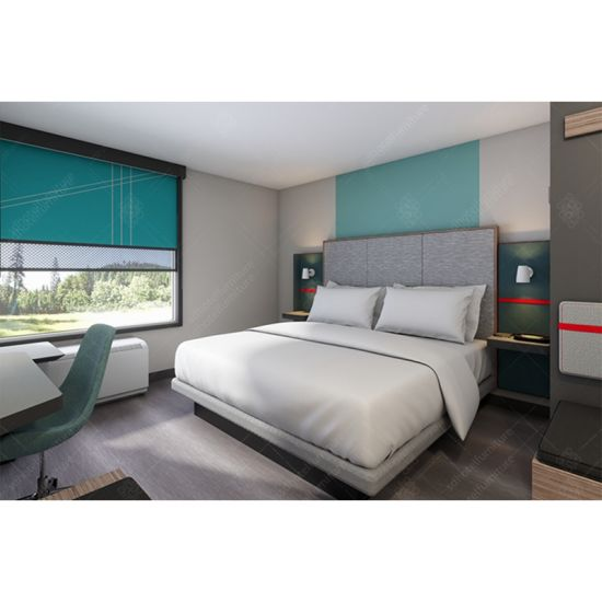 Modern Hilton Holiday Inn Hotel Design Bedroom Furniture pictures & photos