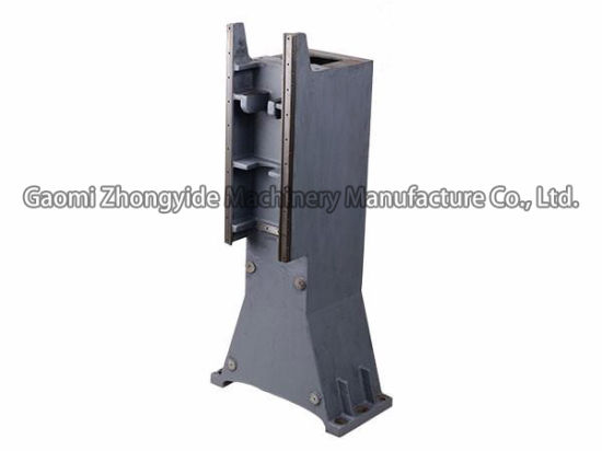Cast Iron Parts for CNC Lathe, Milling, Turning, Drilling, Tapping, Bar Processing Machine Tool