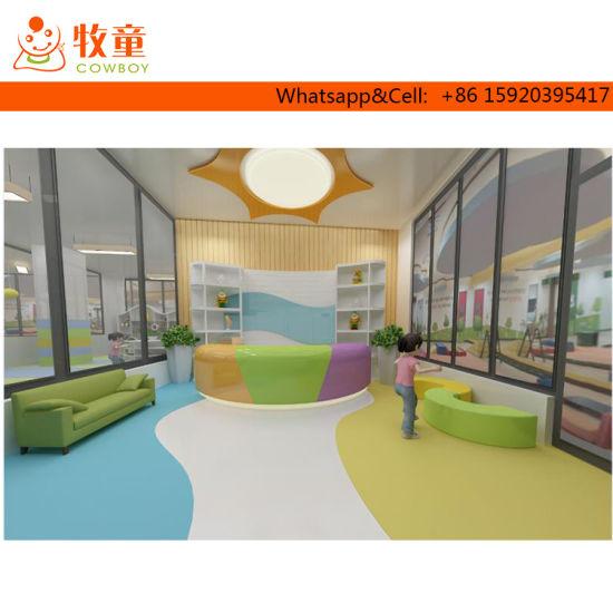 China Wood Montessori Nursery Furniture
