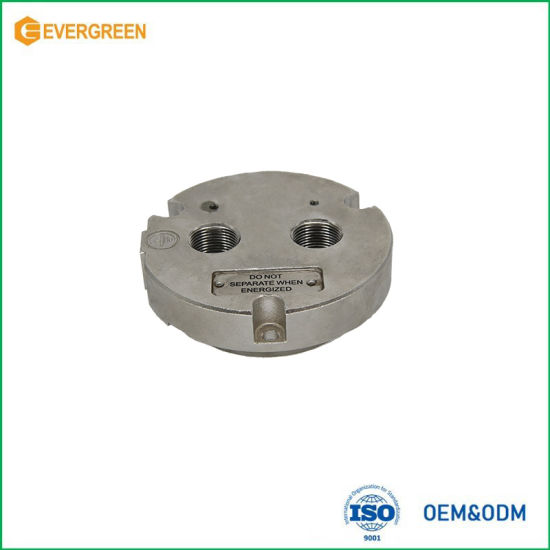 OEM Base Cap Auto Parts 316L CNC Machining Parts with ISO9001