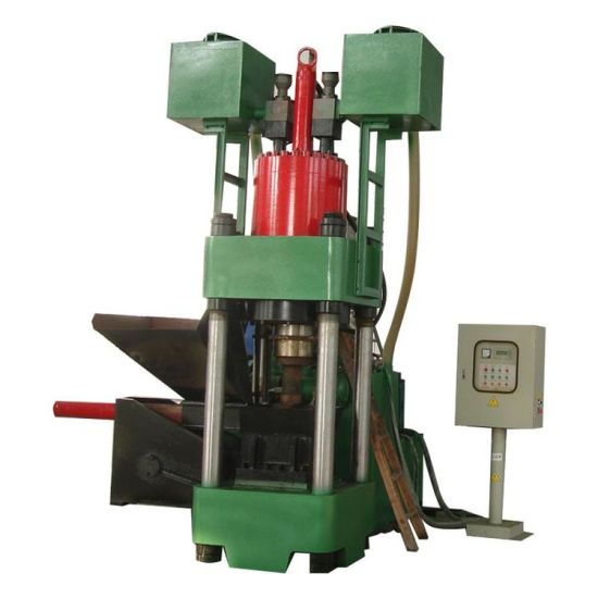 Y83-3600 Cheaper Automatic Vertical Metal Briquette Press
