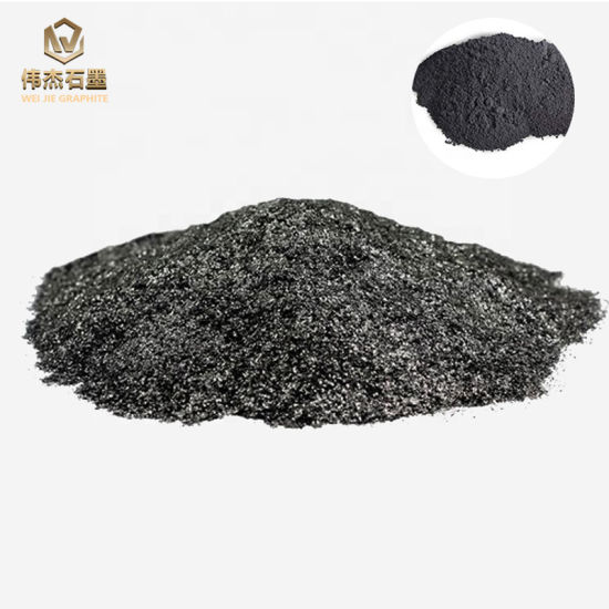 Manufacturer Supply Synthetic Graphite Powder/Natural Flake Graphite