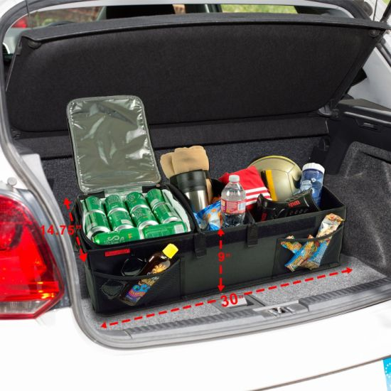 Car Seat Organizer For Front Or Backseat