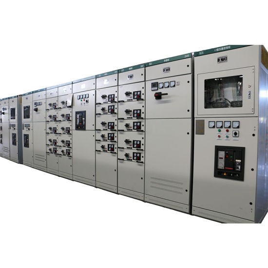 China Low Voltage Manufacturer Indoor Withdrawable LV Switchgear Cabinet GCK Power Control System