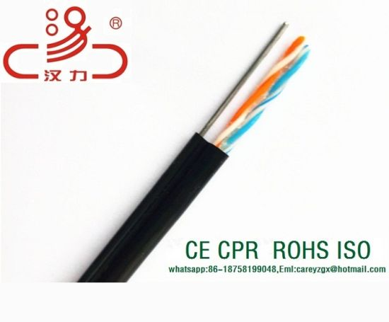 2 Cores 18AWG Drop Wire pictures & photos