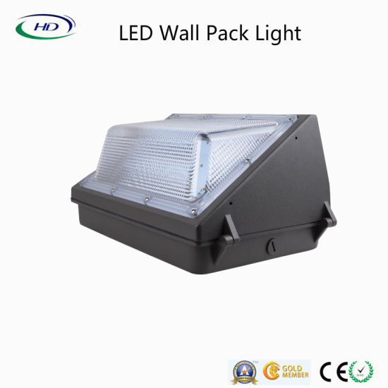 40W LED Wall Pack Light Waterproof for Glass Refractor UL