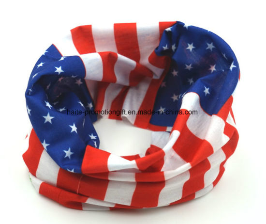 Sublimation Fashion Magic Headscarf Multifunctional Headwear Bandana