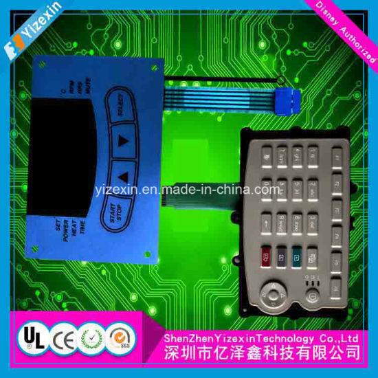 china membrane keypad touch screen flexible printed circuit board rh yizexin en made in china com