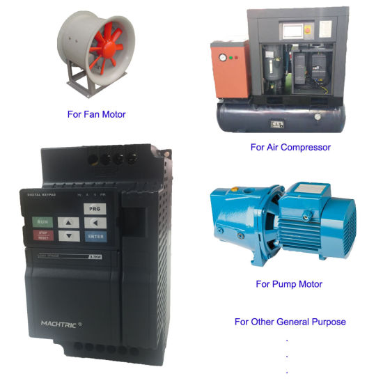 China Heavy Torque Variable Frequency Drive 415V 75kw AC