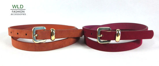 266fe79a6 China Young Lady′s Narrow PU Belt (KY3684) - China Narrow Belt, Belt
