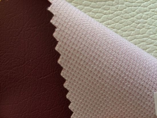 PVC Synthetic Leather for Handbags pictures & photos