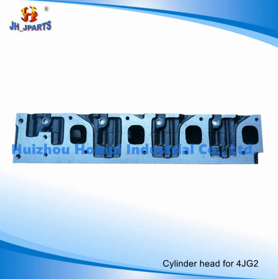 Auto Spare Parts Cylinder Head for Isuzu 4jg2 8-97086-338-2 8-97035-518-0 pictures & photos