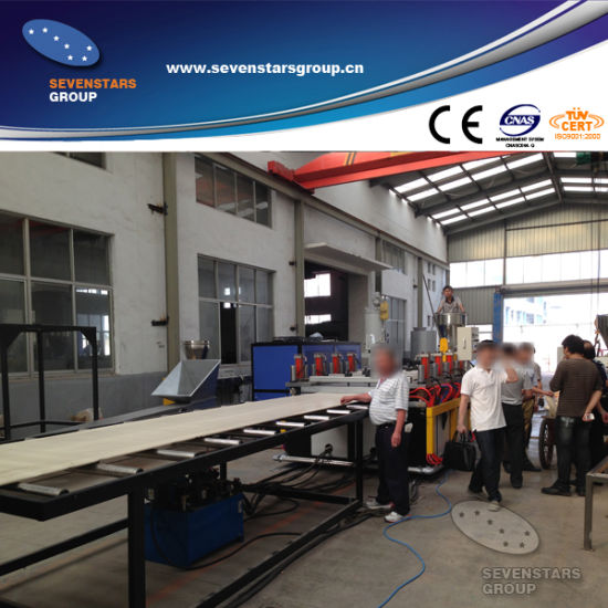 Plastic Foam Sheet Extruding Line pictures & photos