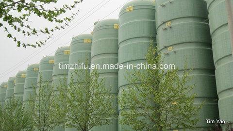 China FRP Tanks with Level Roof Platform - China FRP Storage