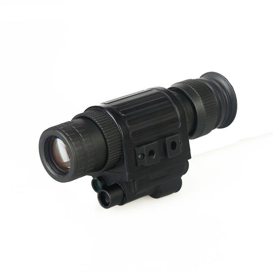 27-0017 Tactical Military Combat Airsoft Gun Weapon Shooting Army Hunting Rifle Scope Kwy158-1X24 Gen 2 Night Vision