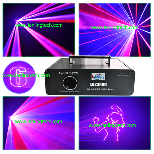 Rose Scanner Laser Discotheque Lanling