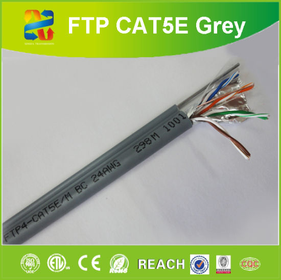 New FTP Cat5e10p with Messenger Cable