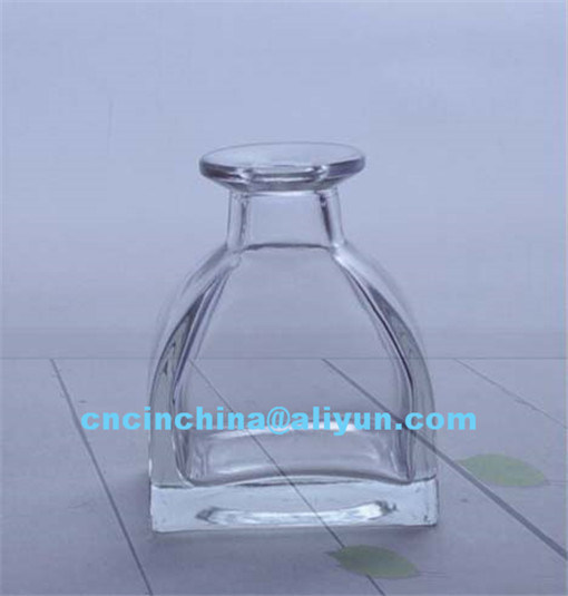 Shaped Glass Bottle for Aroma 50ml pictures & photos