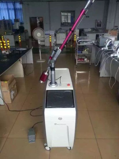 2017 Newest ND YAG Laser Korea for Tattoo Removal with 532nm/1320nm/1064nm pictures & photos