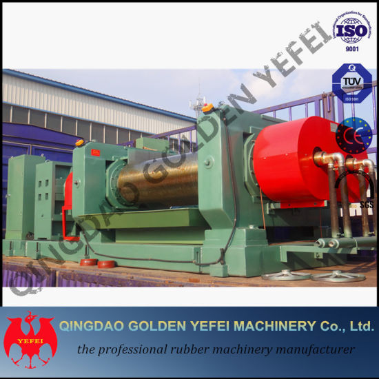 Reclaimed Rubber Machine Rubber Refining Mill pictures & photos