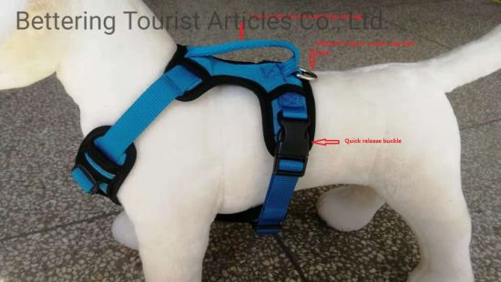 Safety Waterproof Dog Clothes Pet Harness