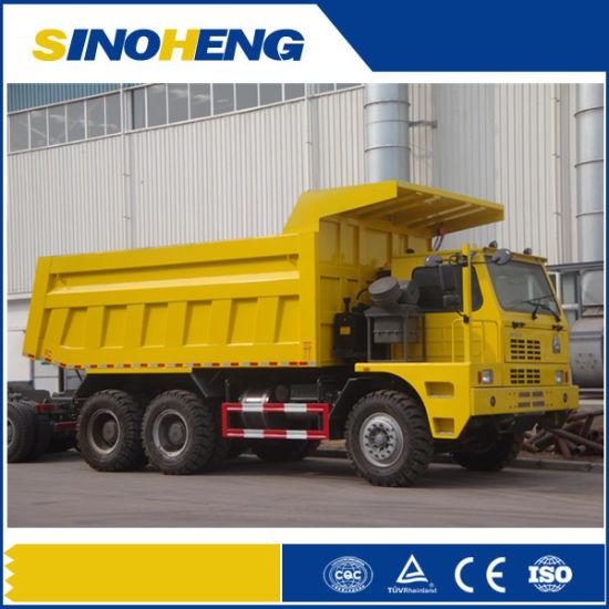 Sinotruk Mining Dump Tipper Truck