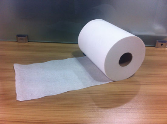 Hand Roll Paper Towel (RT80VY) pictures & photos