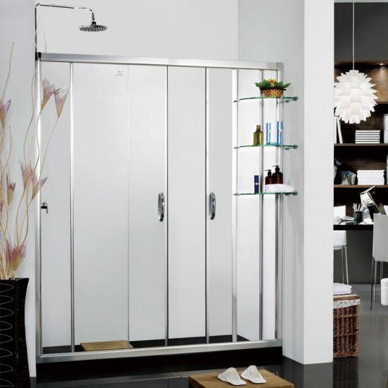 Simple Design Tempered Glass Shower Enclosure Glass Shower Cabin (SR9C004)