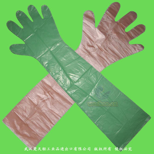 Disposable Veterinary Gloves