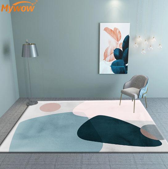 Living Room Decorative Area Rug Handtufted Carpet
