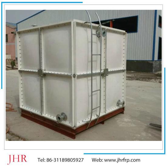 China Square Sectional Fiberglass Grp Smc Frp Panel Water