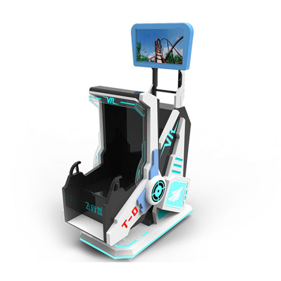 Colorful Park Virtual Reality Cinema 360 Rotate Vr Game Machine