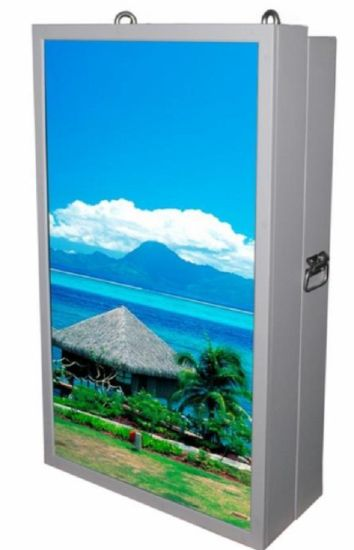 46inch Outdoor Dynamic LCD Display pictures & photos