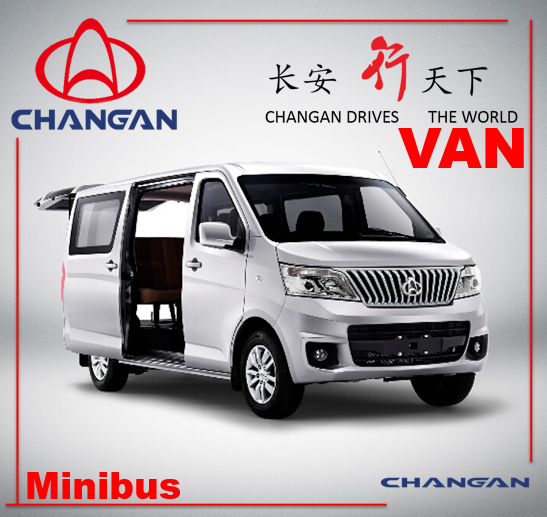 Changan Brand Hiace Van Vehicle pictures & photos