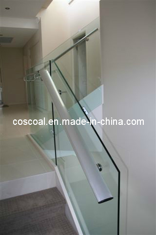 Aluminium/Aluminum Extrusion Balcony Fence for Housing pictures & photos