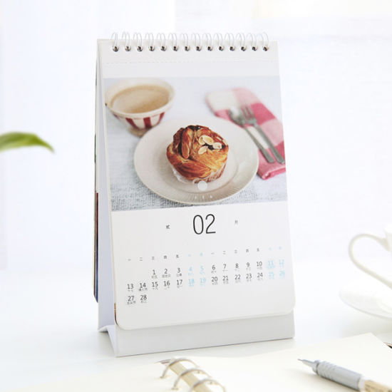 2019 Popular Promotion Wall Calendar, Table Calendar, Desk Calendar Printing From China Factory pictures & photos
