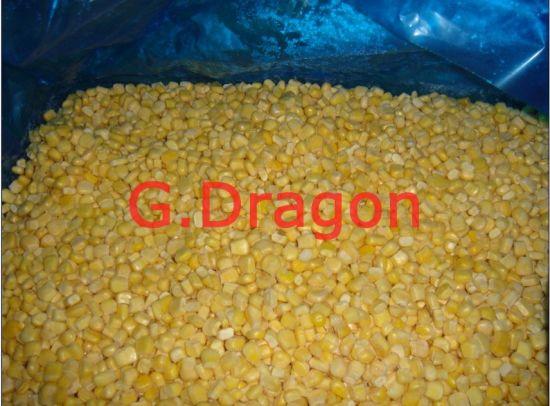 New Crop High Quality Frozen Kernel Corn