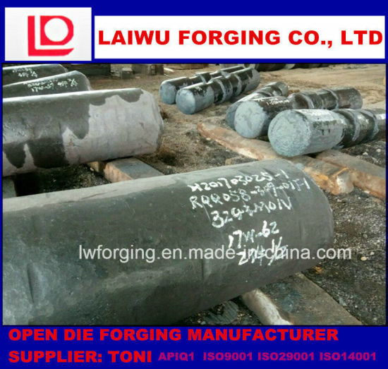 Flat Die Forging Forging Blanks with Apiq1 pictures & photos