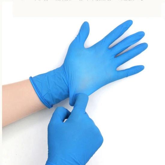 Wholesale Pirce PVC Gloves Hot Sale Examination Gloves