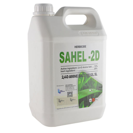 China Best Pesticide Weed Control 2 4-D Herbicide Manufacturer