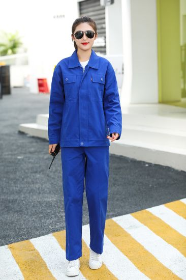 Customized Factory Safety Work Clothes